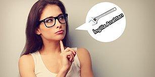 Bu Alet Edevat Testini Kadınların Sadece %4'ü Geçebiliyor!