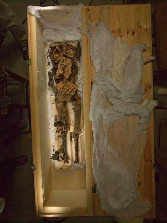 Tutankhamun'un Karısı