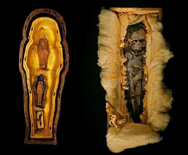 Tutankhamun'un Kızları mı?