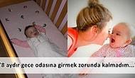 Bebeği Geceleri Uyanmasın Diye Geliştirdiği Tüyoyla 8 Aydır Deliksiz Uyuyan Anne!