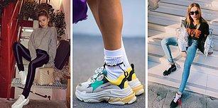 Gözlerimiz Kanadı! Giderek Abartılan Çirkin Ayakkabı Modası 2018'de de Devam Ediyor