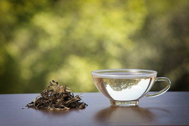 3. Beyaz çay