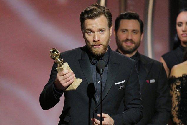 TV Mini Dizi En İyi Erkek Oyuncu: Ewan McGregor