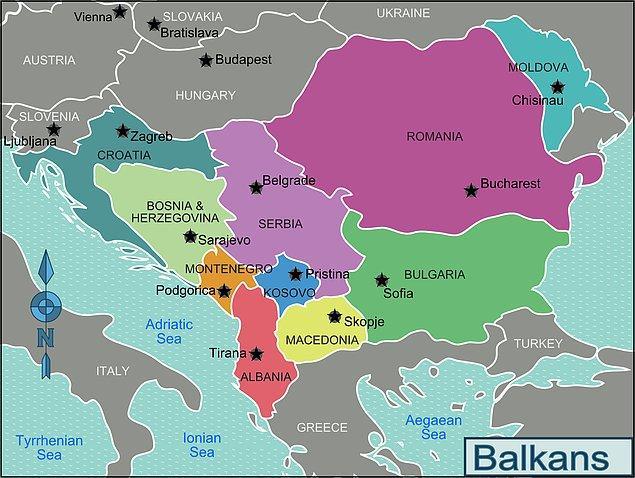 Balkanlar!
