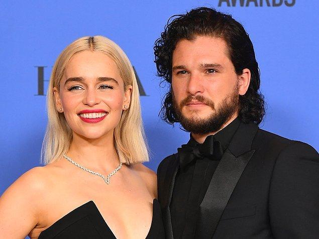 Emilia ve Kit'i böyle yakın görmeye o kadar alıştık ki!