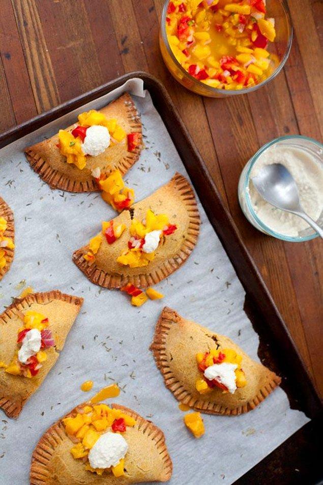 Empanadas, küçük lezzet şöleni yaratan hamur kesecikleri!