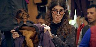 Top Model Öykü Baştaş 100 Lira ile Semt Pazarından Giyindi!