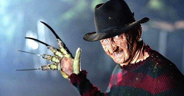 A Nightmare on Elm Street!