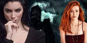 İlk Yerli Vampir Dizisi 'Yaşamayanlar' İçin Elçin Sangu'ya Kimler Eşlik Edebilir Söylüyoruz!
