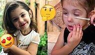Çektiği Makyaj Videosuyla İzleyen Herkesin Ağzını Açık Bırakan 3 Yaşındaki Makyaj Uzmanı: Liriana