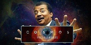 Müjdemizi İsteriz! Ufkumuzu Evrenin Sınırlarına Kadar Genişleten Cosmos'un 2. Sezonu Geliyor
