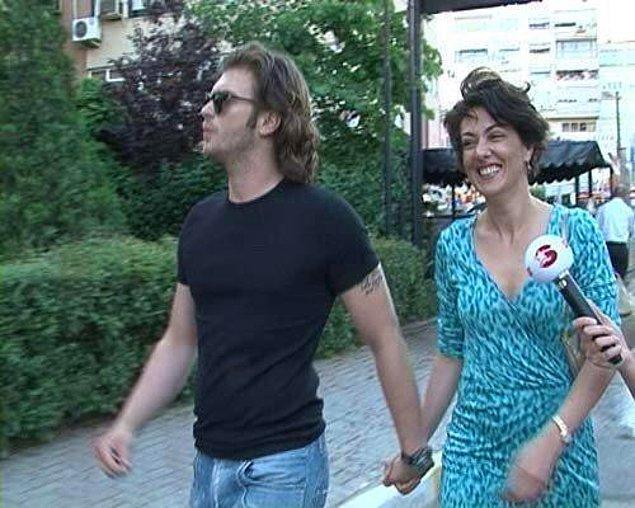 15. Kıvanç Tatlıtuğ'un Meltem Cumbul ile aşk yaşadığı ortaya çıktı. Bir seneyi göremeden de ayrıldılar...
