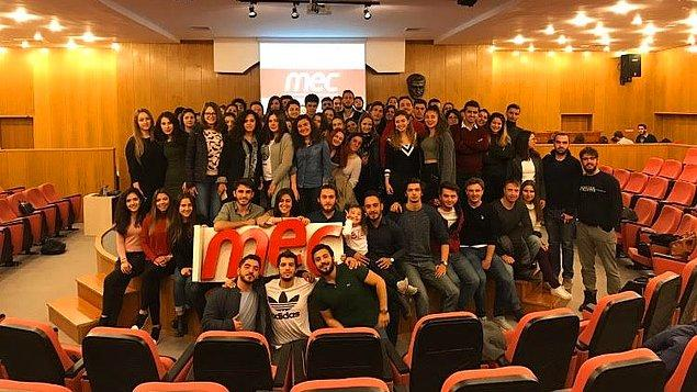 Bilkent Üniversitesi İşletme ve Ekonomi Topluluğu – MEC (Management and Economics Community), Bilkent Üniversitesi'ndeki ilk öğrenci topluluğu. Türkiye'nın en eski ve en büyük öğrenci topluluklarından biri olan MEC, şirketlerle öğrenciler arasındaki köprü olma gayesiyle 30 yıldır çalışmalarına devam ediyor.