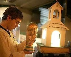 2- Maradona Kilisesi