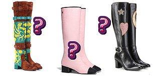 Kendine Güvenen Şöyle Gelsin! Bu Lüks Marka Ayakkabıların Fiyatını Tahmin Etmek Çok Zor!