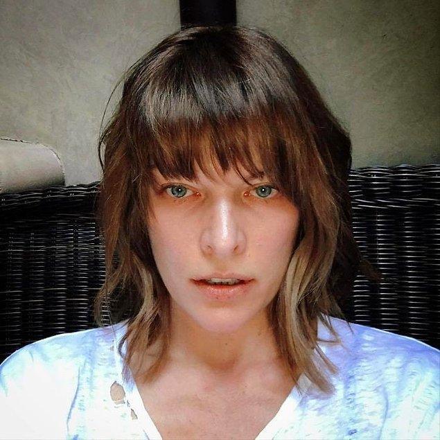 2. Milla Jovovich