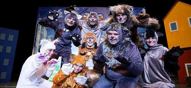 13. Kadıköy Halis Kurtça Çocuk Kültür Merkezi: Kediler Sokağı Müzikali