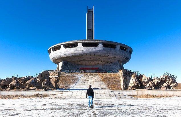 Buzludzha Anıtı: Bulgaristan