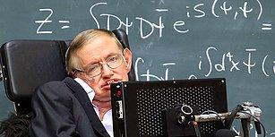 """Stephen Hawking'le İlgili Çok Acayip Bir İddia: """"Aslında 30 Yıl Önce Öldü…"""""""