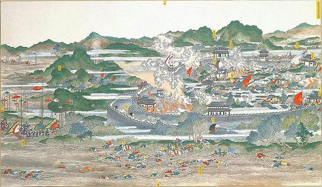 7. Taiping Ayaklanması: 40 Milyon İnsan Öldü!