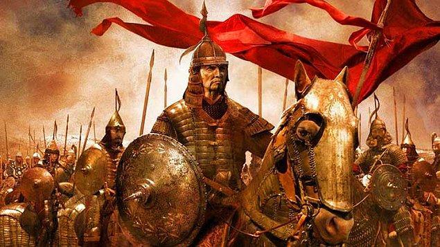 4. Moğol İstilaları: 60 Milyon İnsan Öldü!