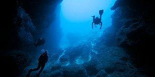 Meksika'da 347 Kilometre Uzunluğunda Dünyanın En Büyük Su Altı Mağarası Bulundu