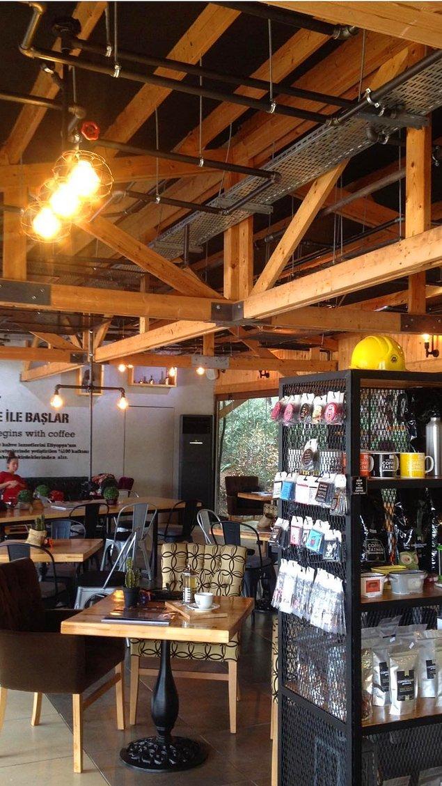 8. Coffeetainer / Antalya