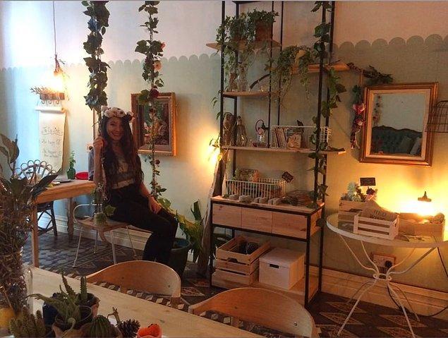 9. Luna Cafe Art Shop / Kıbrıs