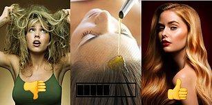 Sen Söyle Biz Yapalım! Saçlarına En Uygun Maskeyi Hazırlıyoruz!