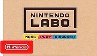 Nintendo'dan Yeni Bir Yaratıcı Proje!