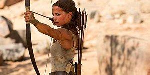 Alicia Vikander'lı 'Tomb Raider'dan Yeni Fragman Geldi!