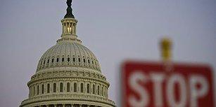 Cumhuriyetçiler ve Demokratlar El Sıkışamadı, ABD Hükümeti Kepenk İndirdi!