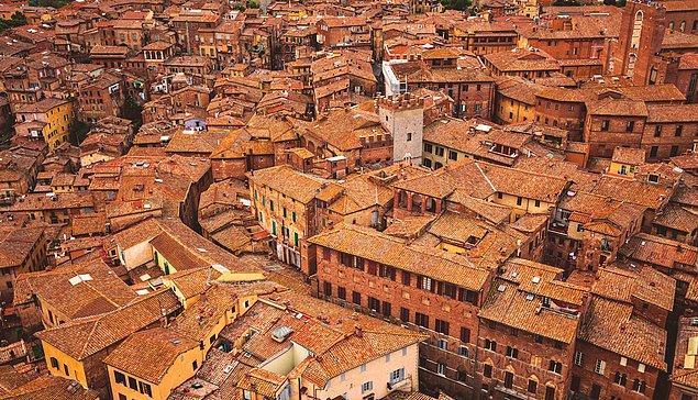 19. Siena, İtalya