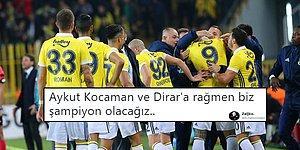 Sarı Lacivertliler, Uzatmalarda Güldü! Fenerbahçe - Göztepe Maçının Ardından Yaşananlar ve Tepkiler