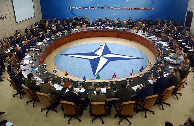 NATO: 'Tüm ülkelerin kendini savunma hakkı bulunmaktadır'