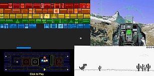 Google'ın İçine Gizlenmiş Bu Eğlenceli Minik Oyunları Farketmiş miydiniz?