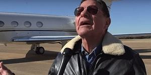 'Uçağa Binmek, Şeytanla Dolu Bir Tüpün İçine Girmektir' Diyen Din Adamı Bağışlarla Uçak Aldı