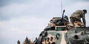 Zeytin Dalı Harekâtı'nda 3. Gün: TSK Bir Askerin Şehit Düştüğünü Açıkladı