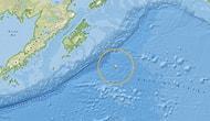 Tsunami Uyarısı Kaldırıldı: Alaska'da Çok Büyük Depremle Sarsıldı