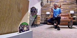 Ağzımız 2 Karış Açık İzlediğimiz Efsane Ekip Dude Perfect'ten Mükemmel Trick Shot'lar