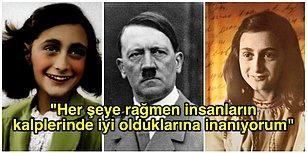 İki Sene Boyunca Gizli Bir Bölmede Yaşadı, Yazdığı Günlük Yetmişten Fazla Dile Çevrildi! Soykırımın Sembolü: Anne Frank