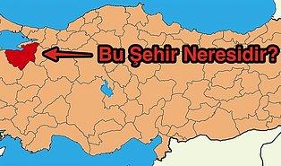 Bu Türkiye Şehirleri Testini Sadece Doktora Yapmış Olanlar Bitirebiliyor!