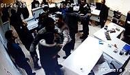 Kaçak Elektrik Kullanınca Ceza Yiyen İşletme Sahibi ve Akrabaları DEDAŞ Binasını Bastı