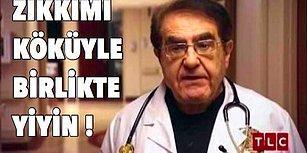 Tarihin En Büyük Kilo Avcısı Minnoş Doktorumuz Dr. Nowzaradan'a Yapılan 15 Caps