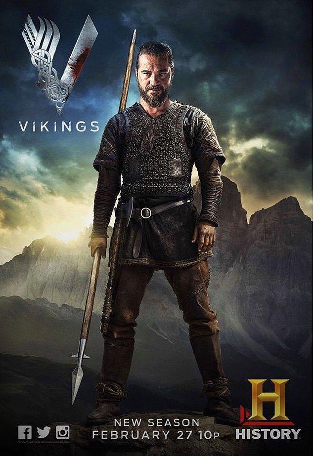 Vikings-Engin Altan Düzyatan