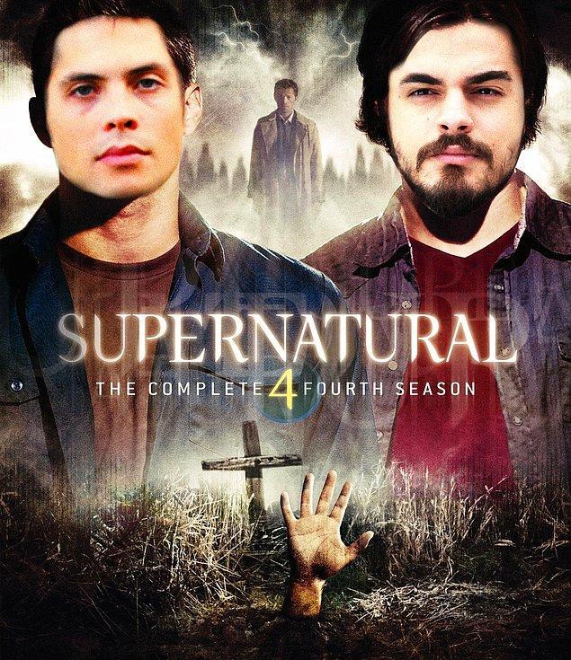 Barış Alpaykut ve Berk Atan-Supernatural