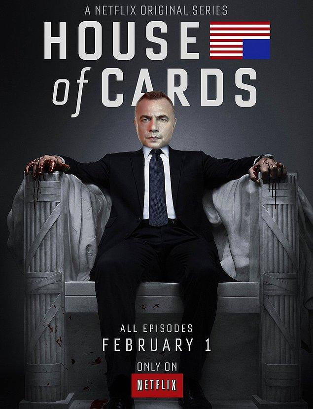 House of Cards-Oktay Kaynarca