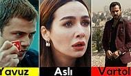 Bize Verdiğin Cevaplara Göre Hangi Son Dönem Türk Dizi Karakteri Olduğunu Söylüyoruz!