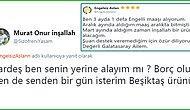 Güzel Şeyler de Oluyor! Beşiktaşlı Bir Taraftarın Şu Aralar Parası Olmayan Galatasaraylı Taraftara Jesti