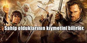 Hayatınıza Yüzüklerin Efendisi Serisini Seven Birini Almanız İçin 13 Makul Sebep